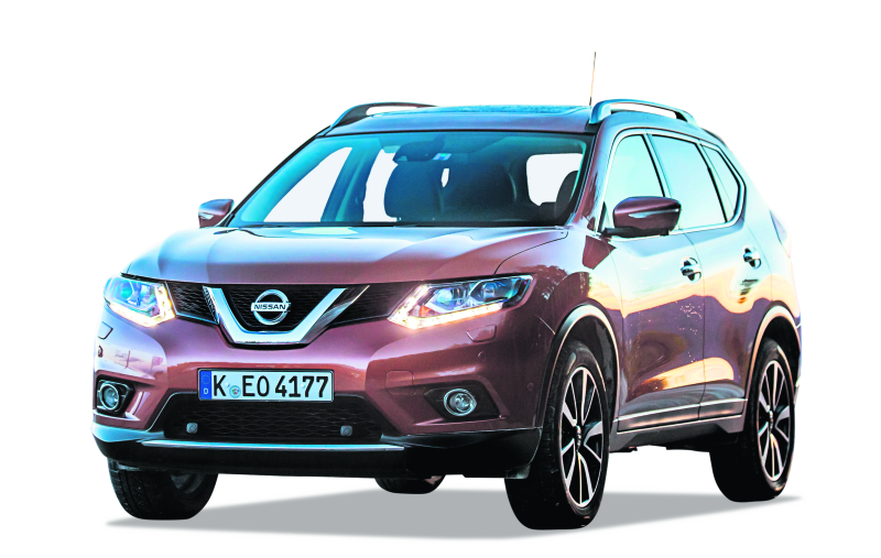 occasions: Nissan X-Trail (2014 – 2017)