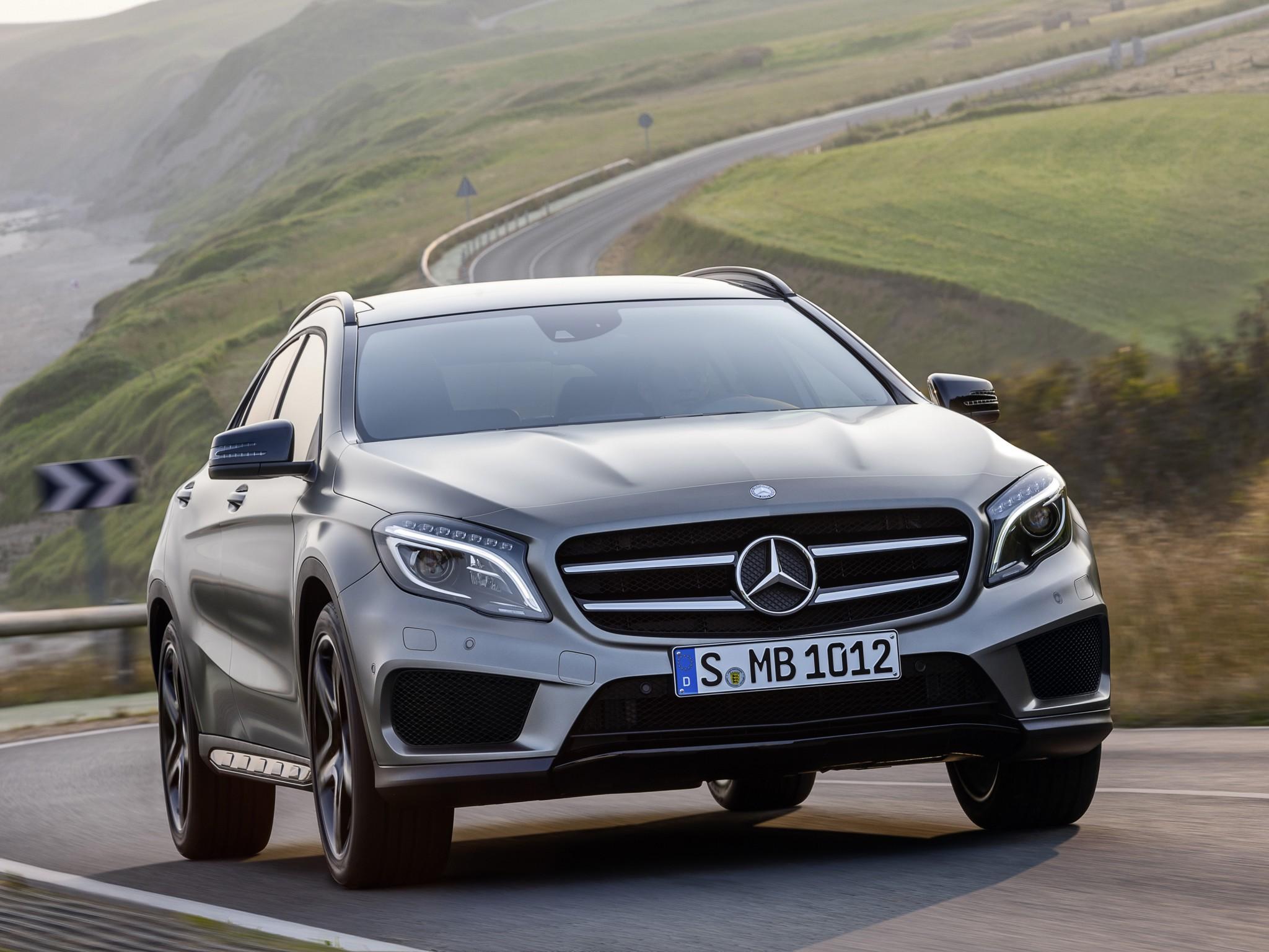 Tweedehands Mercedes GLA