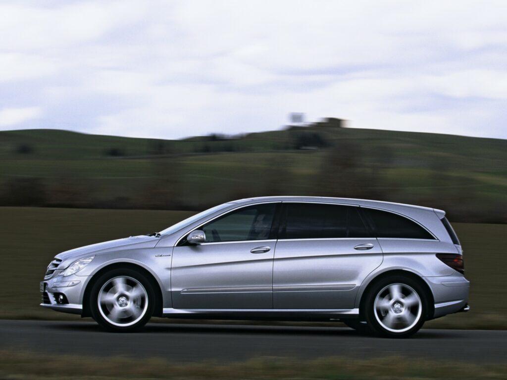 mercedes R-klasse Mercedes T
