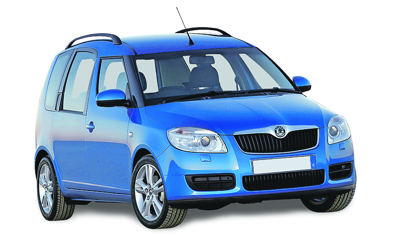 2007 skoda roomster occasions