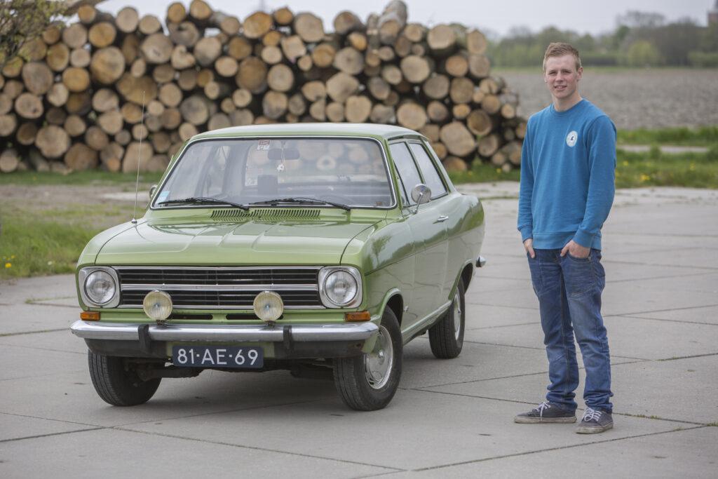 Opel Kadett 1100