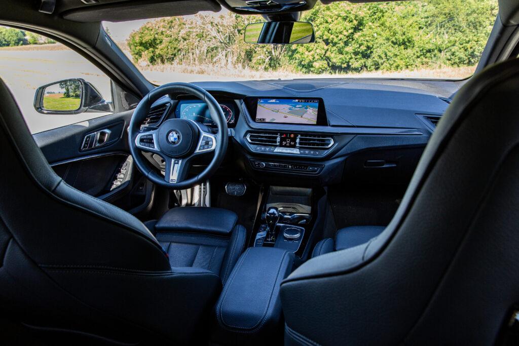 Dubbeltest Audi BMW int Audi