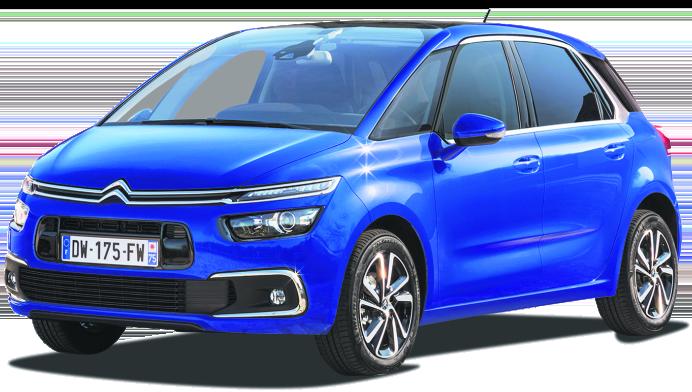 Citroën C4 Picasso (2016 – heden)