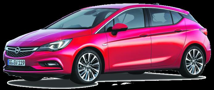 Opel Astra (2015 – 2019)