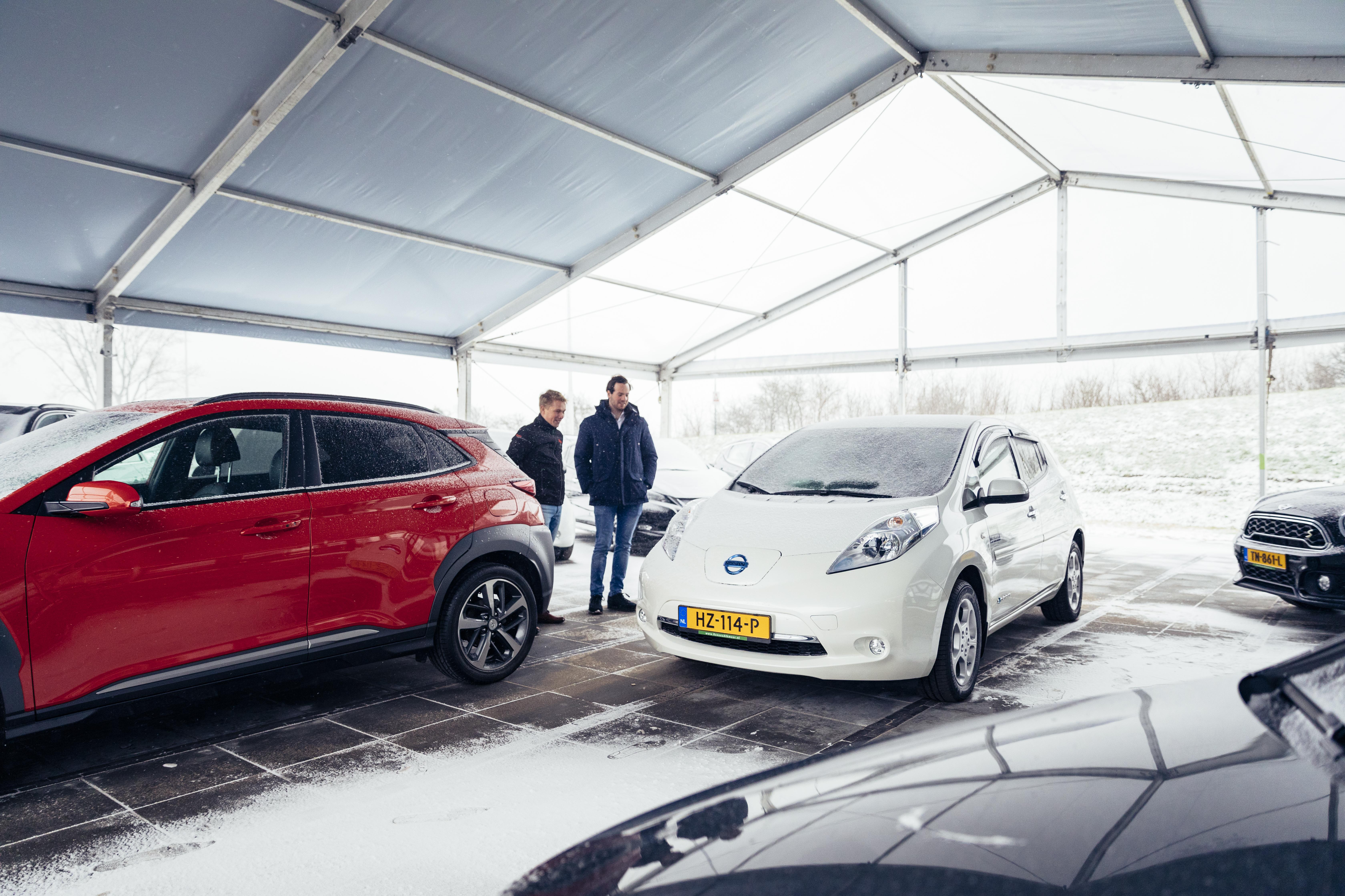 Verkoop Tweedehands Elektrische Auto S Enorm Gegroeid