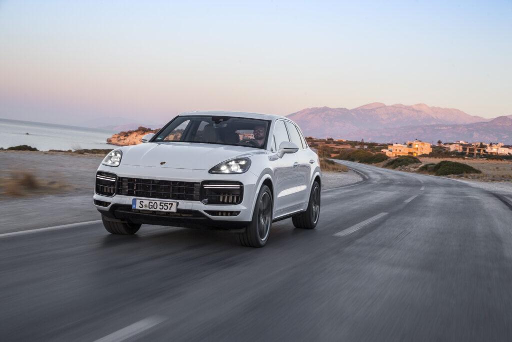 super-SUV Porsche Cayenne