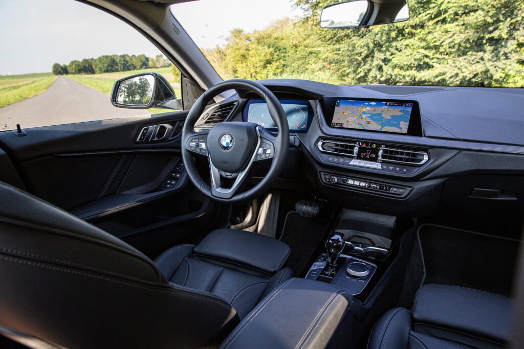 BMW dubbeltest