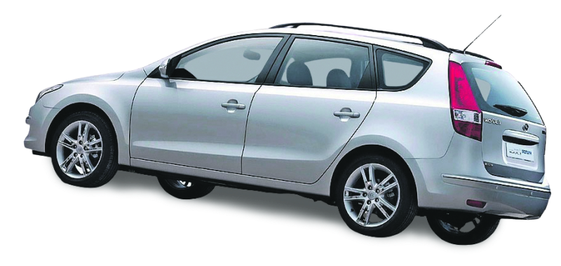 Hyundai i30 CW (2007 – 2011)