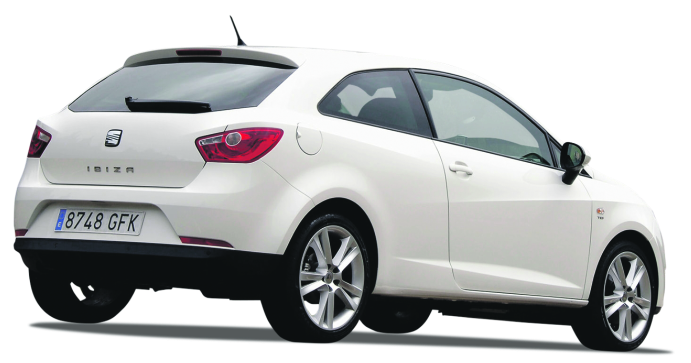 occasions Seat Ibiza SC (2008 – 2015)