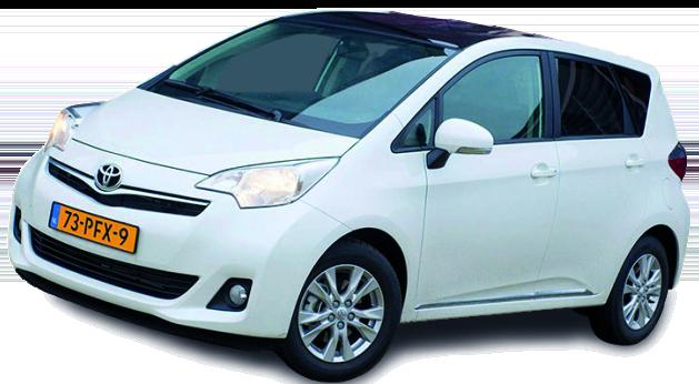 Toyota Verso S (2011 - 2016)