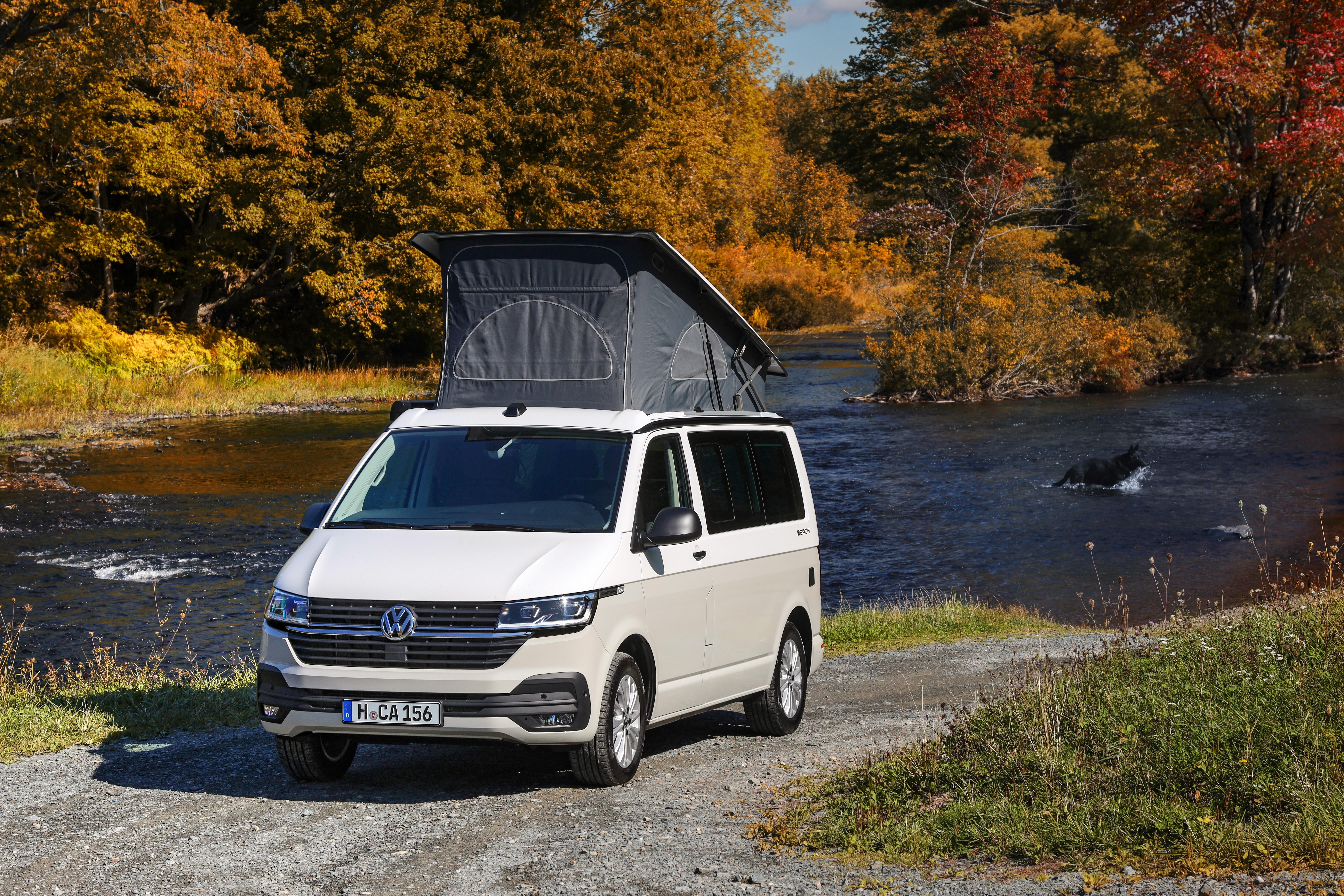 Volkswagen California T6.1 camper