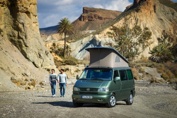 Volkswagen T4 camperbusje