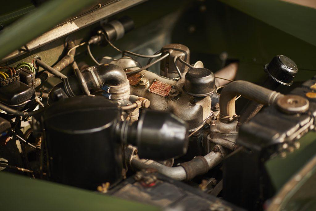 Land Rover I engine