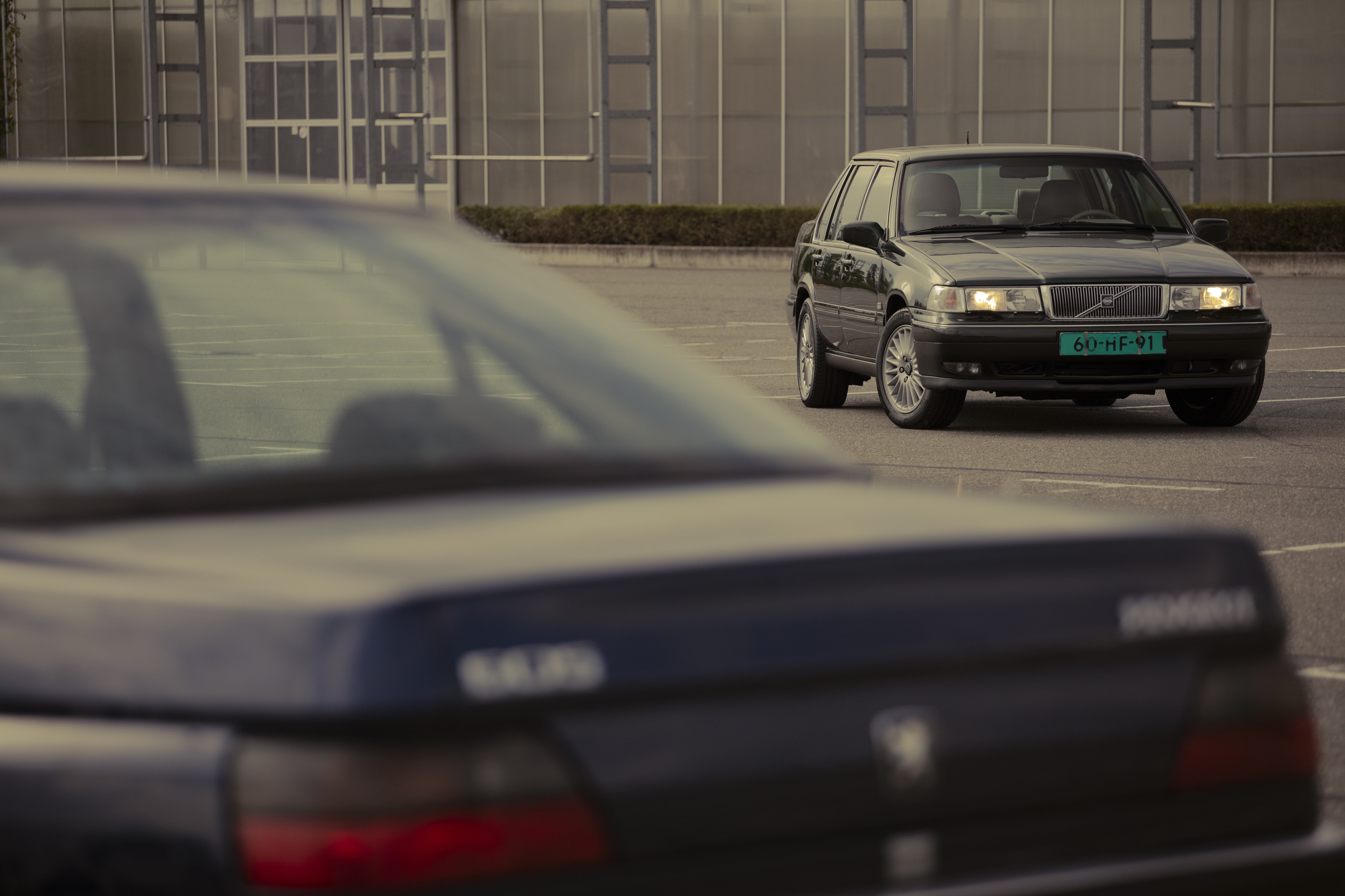 Occasions Volvo S90 Peugeot 605