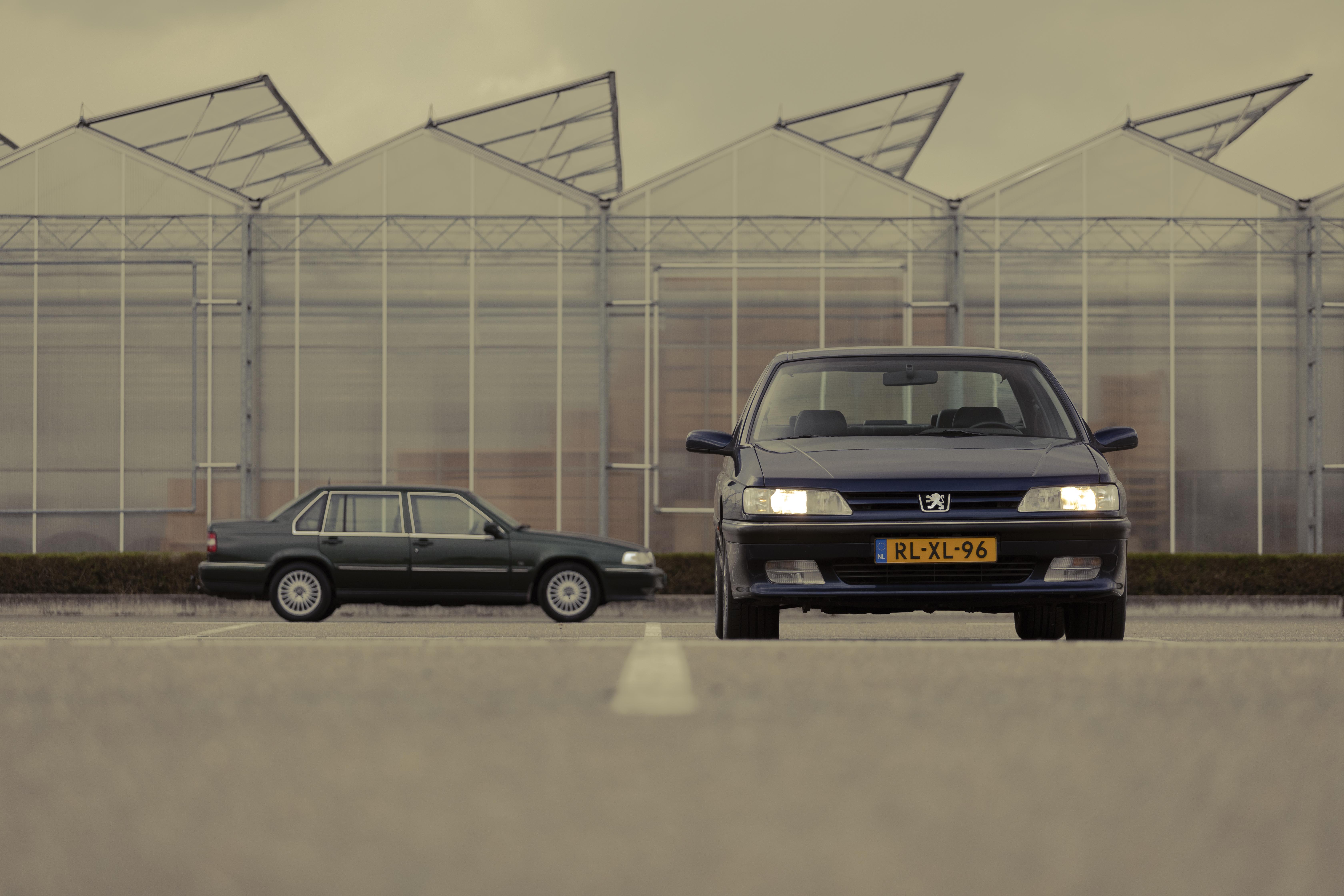 Peugeot 605 Volvo S90