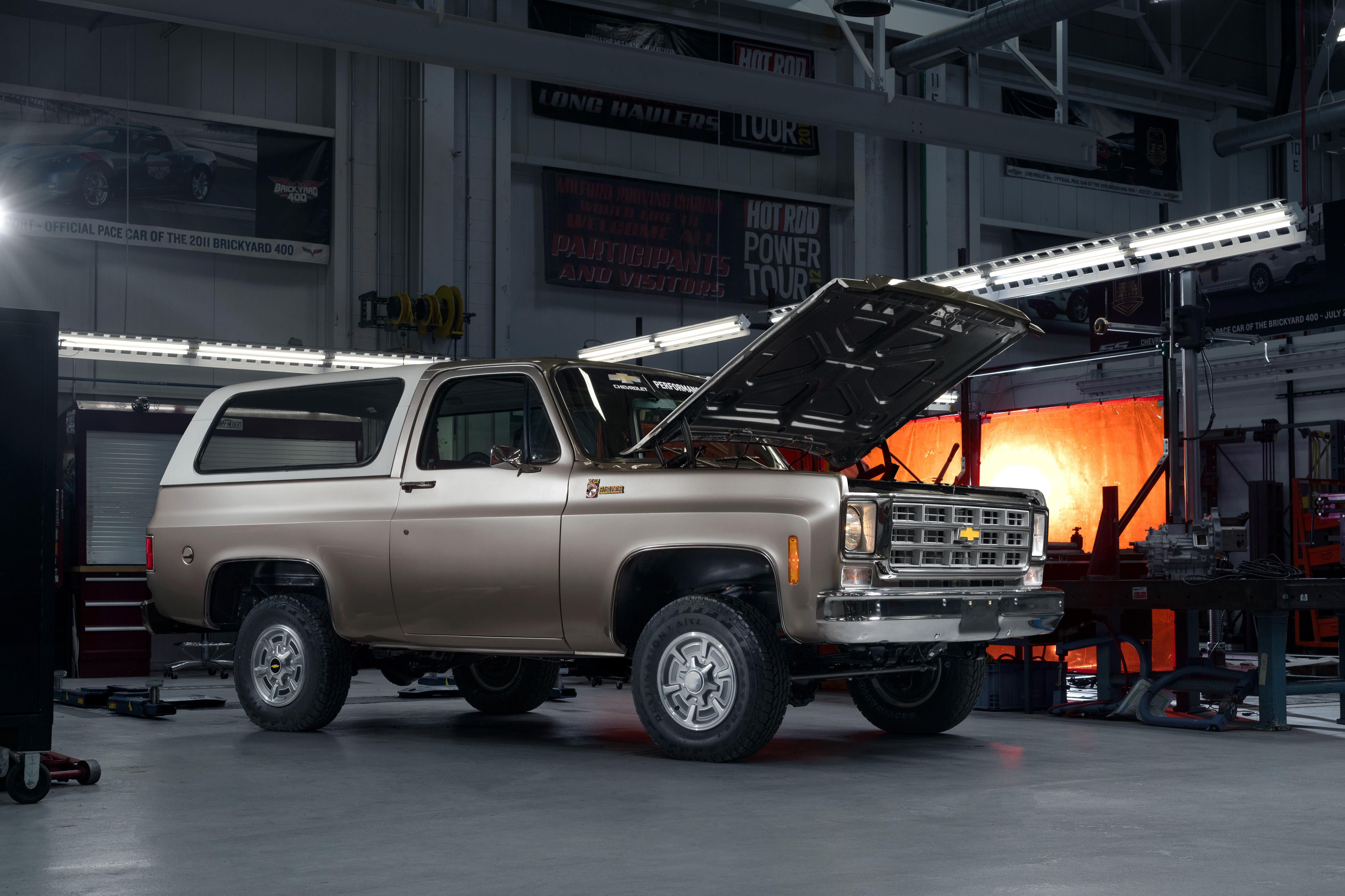 Chevrolet Blazer EV