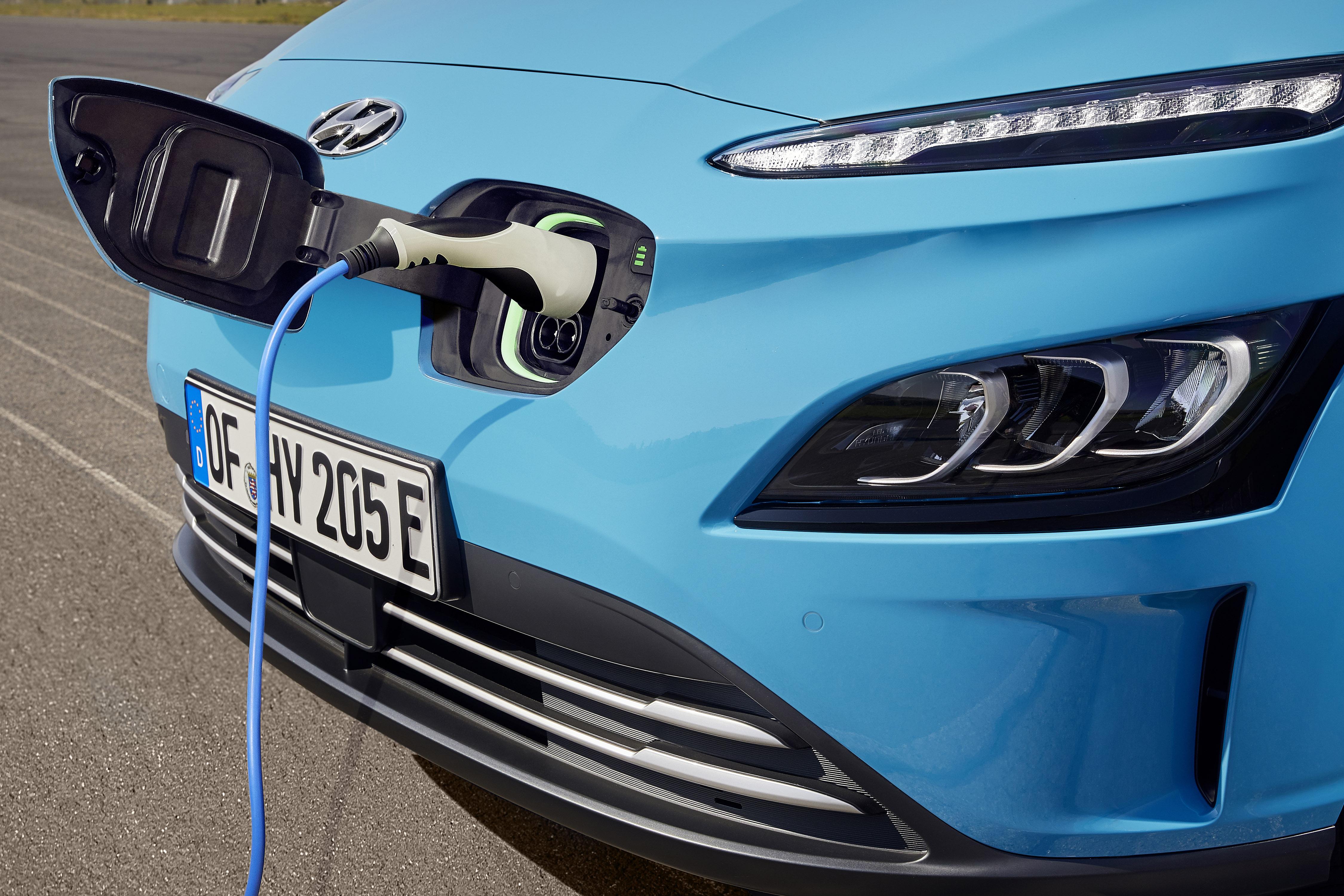 Hyundai kona electric 2021