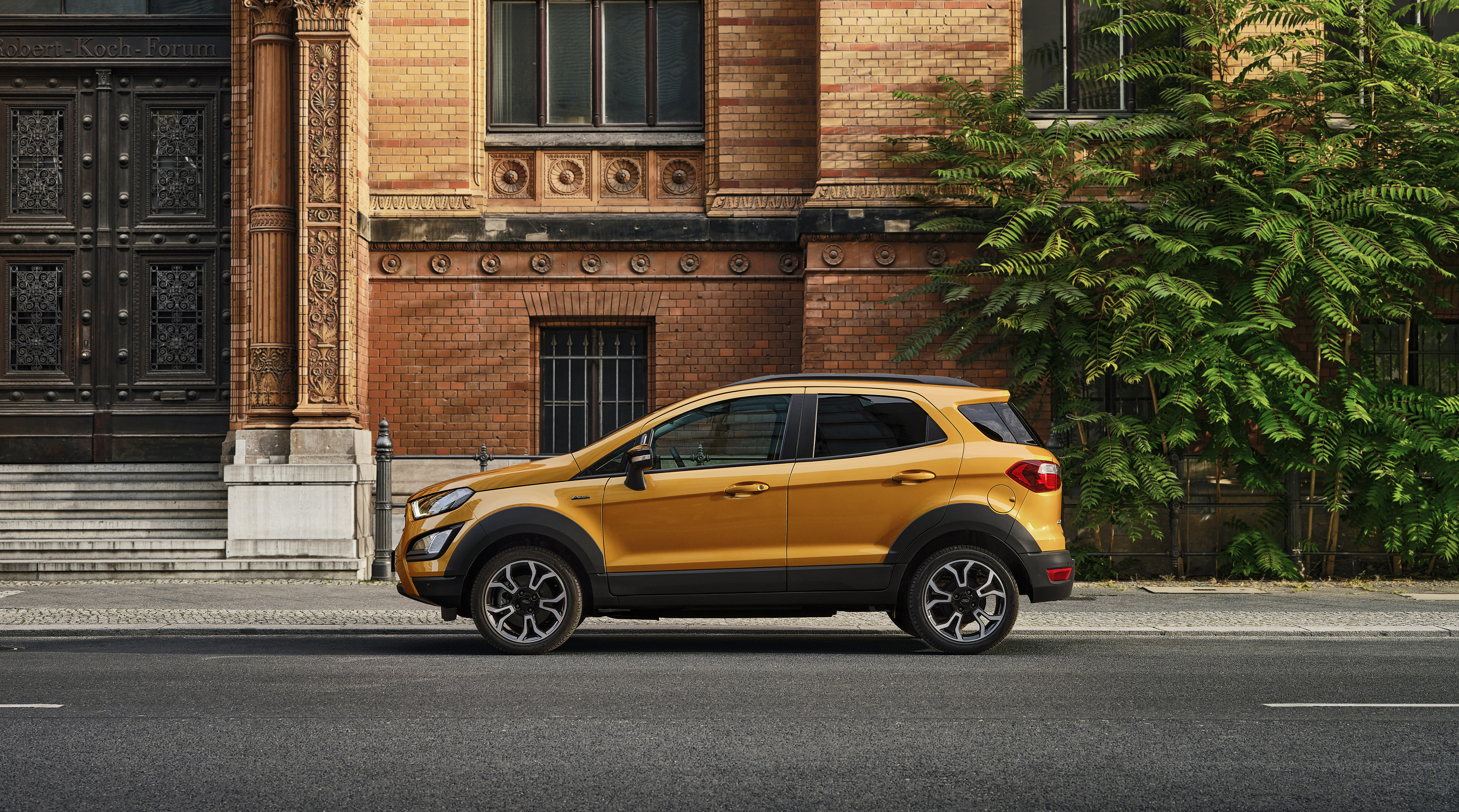 FORD EcoSport Active