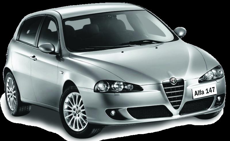 Alfa Romeo 147 (2000 – 2010)
