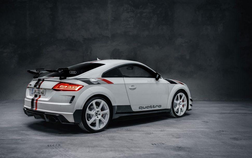 Audi TT 40 Years