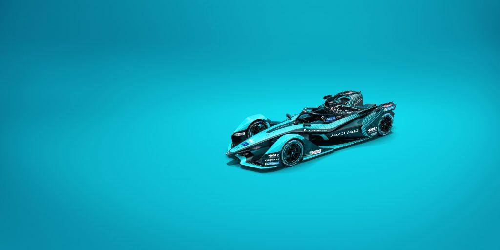 Nieuwe Formule E auto