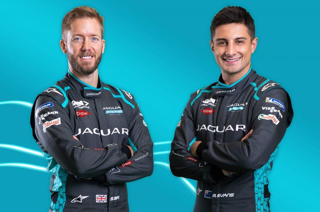 Rijders van het raceteam