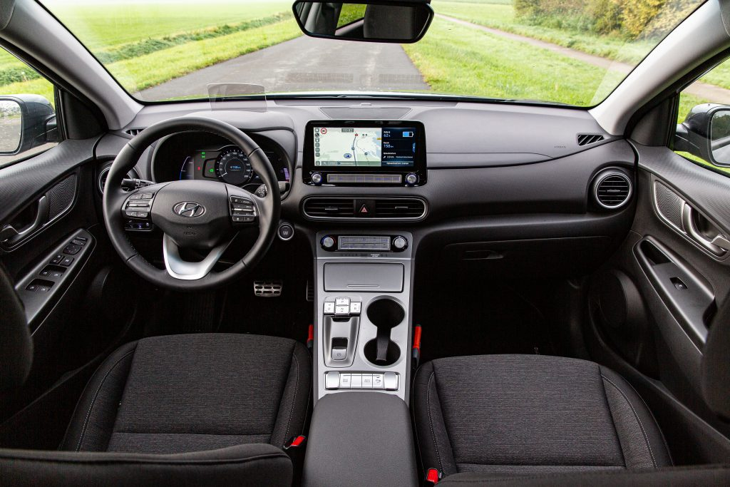 HyundaiKonaElectric vs. Mazda MX-30