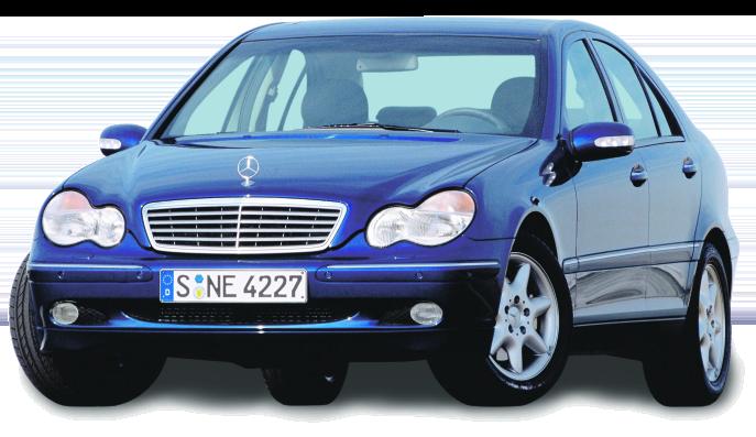 Mercedes-Benz C-klasse (2000 - 2007)