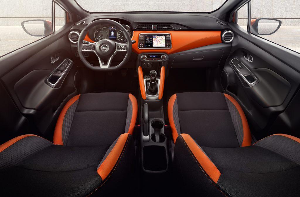 Nissan Micra N-Design interieur