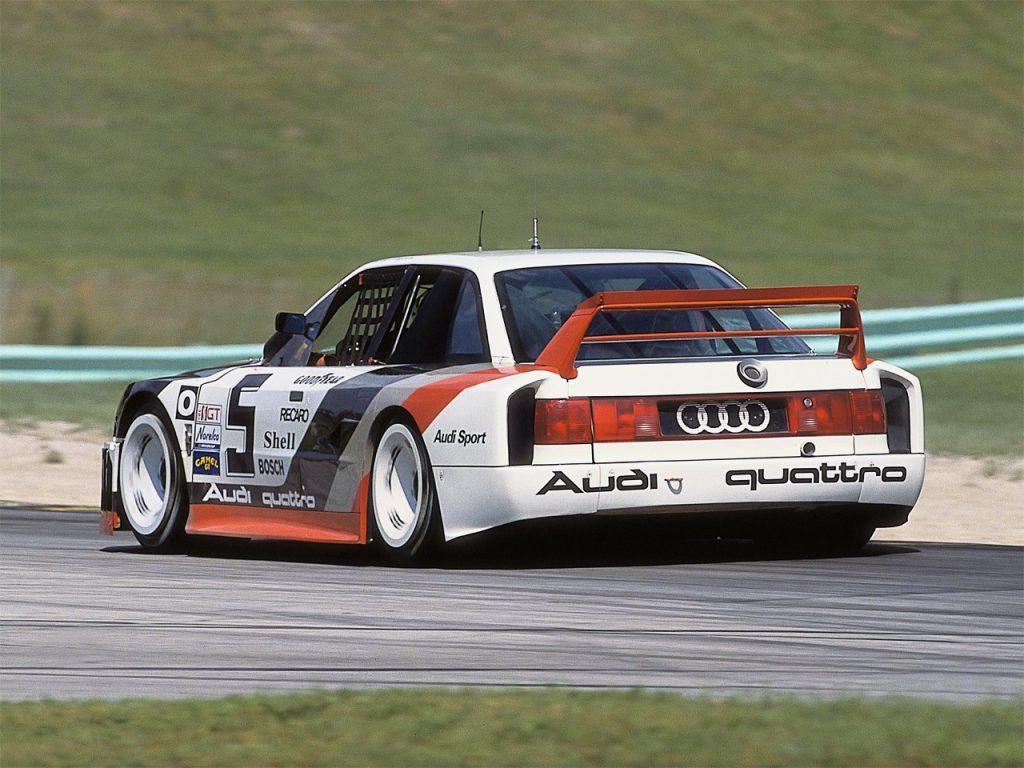 90 quattro IMSA GTO