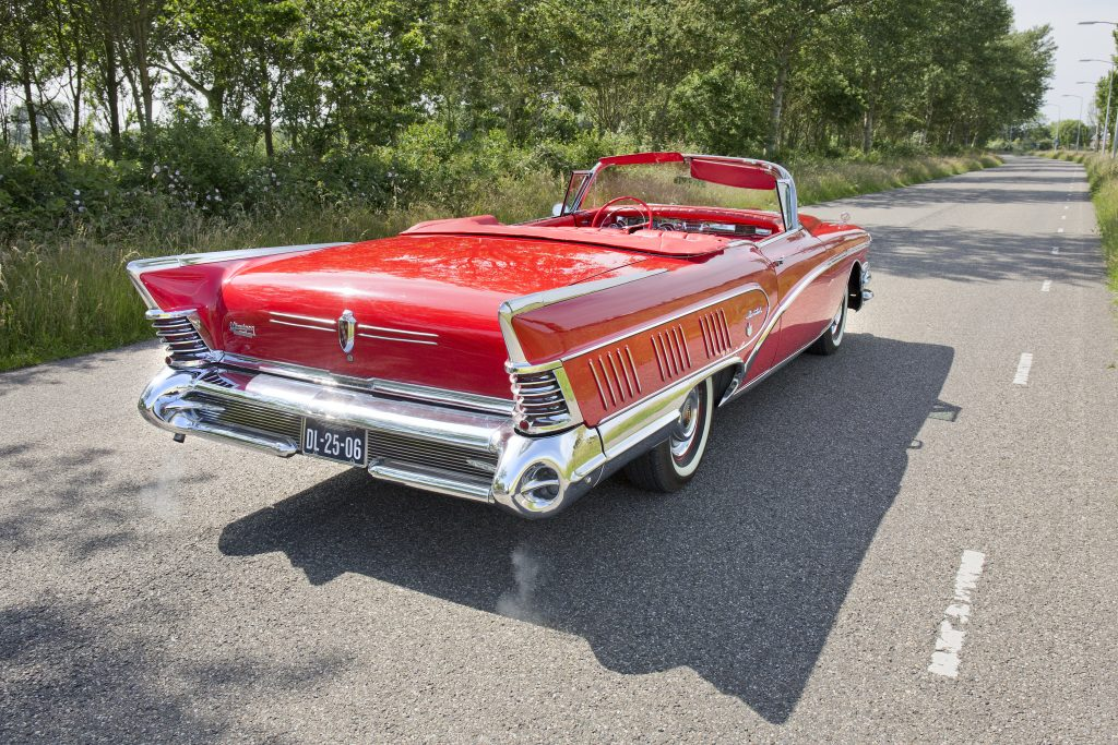 Buick 700 Series Limited Convertible 1958