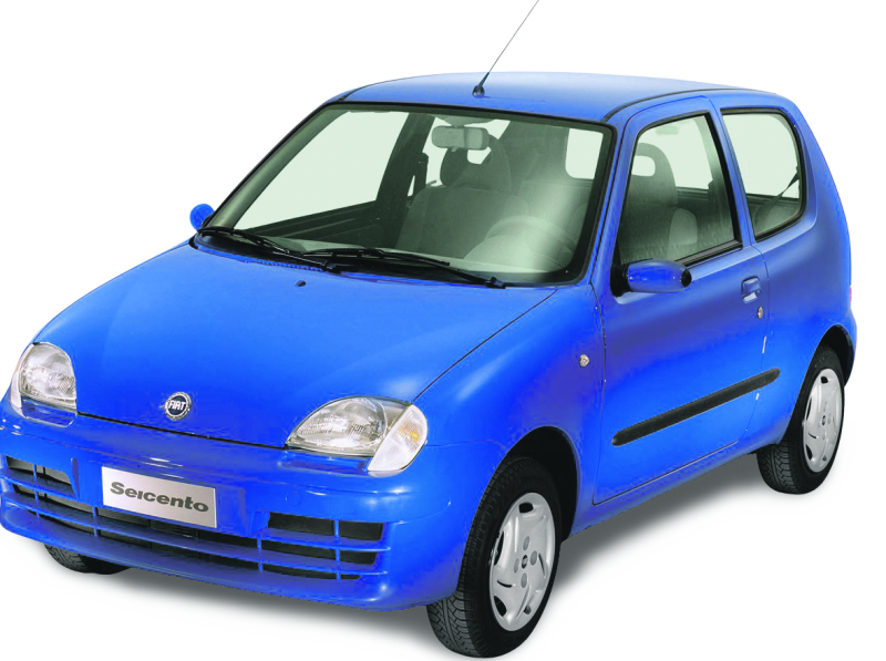 Fiat Seicento (1998 - 2005)