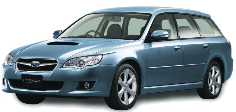 Subaru Legacy Touring wagon (2003 - 2009)