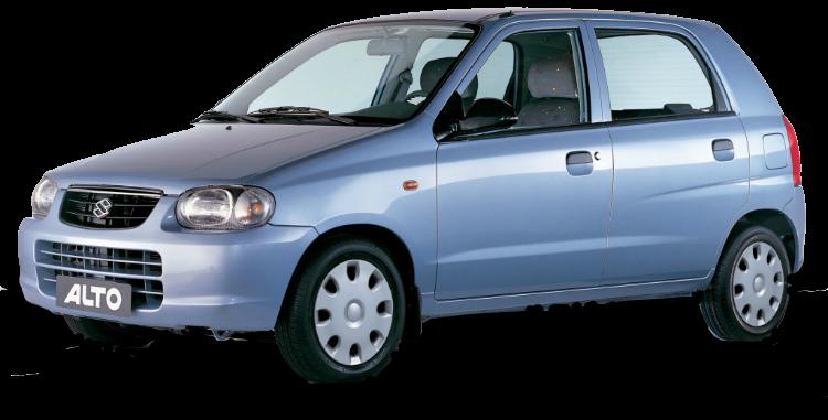 Suzuki Alto (2002 - 2006)