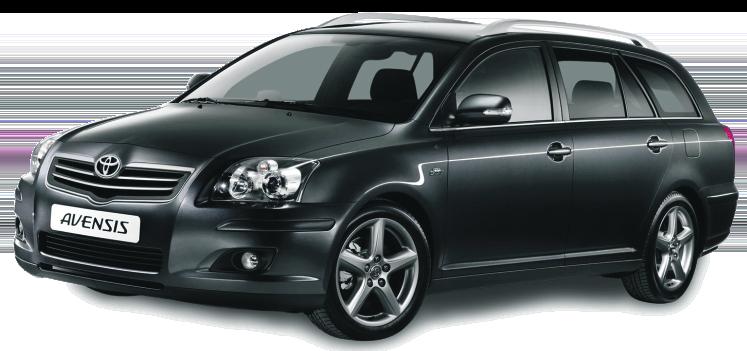 Toyota Avensis Wagon (2004 - 2008)