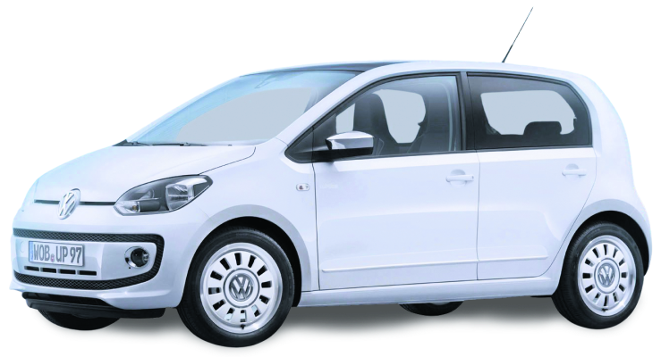Volkswagen Up! (2011 - heden)