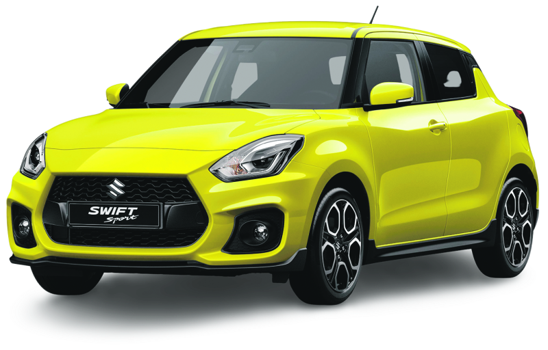 Suzuki Swift (2017 - heden)