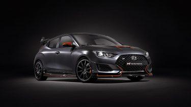 Hyundai Veloster N Performance
