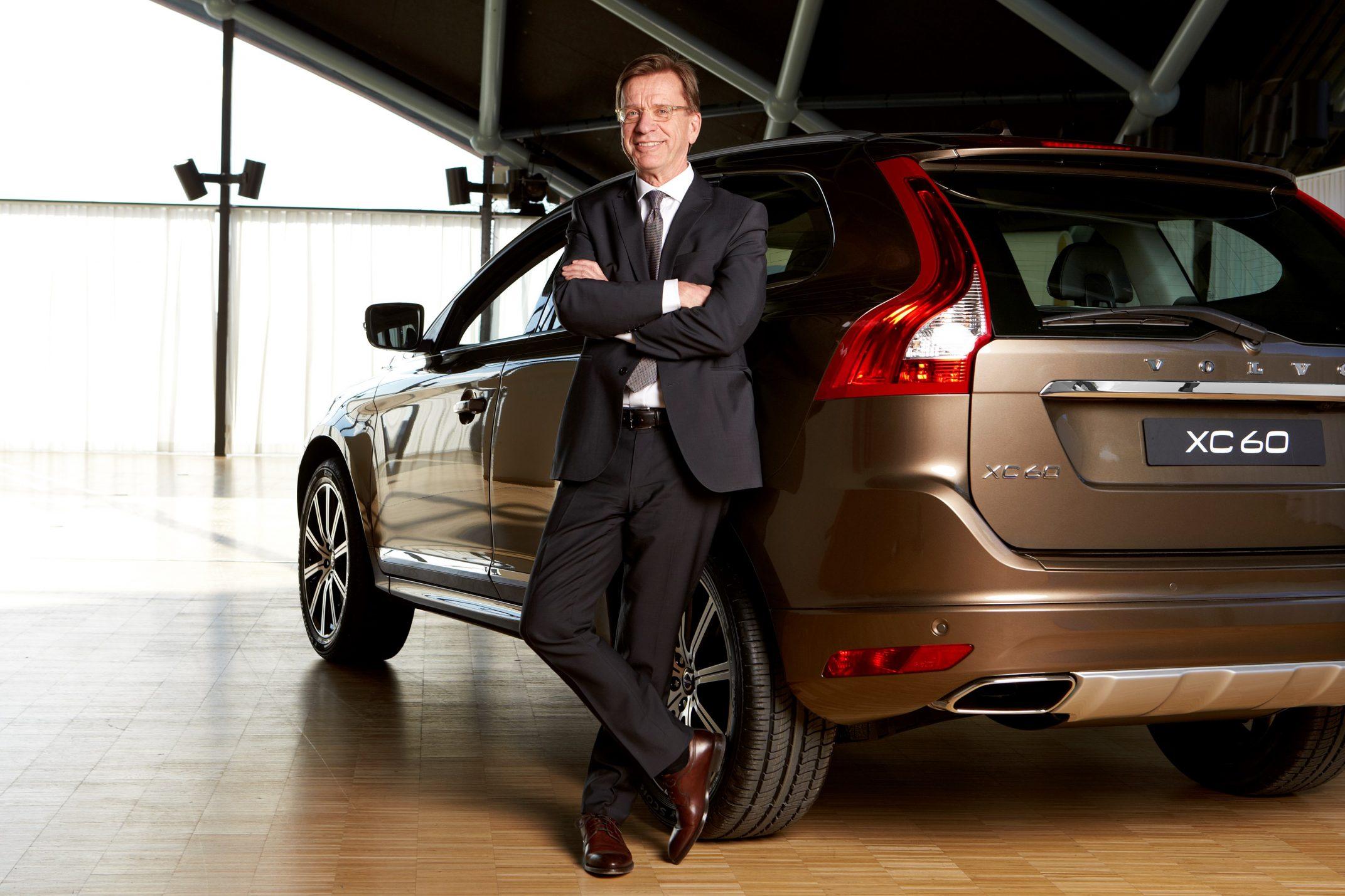 Håkan Samuelsson - CEO Volvo Car Group