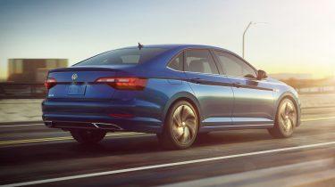volkswagen jetta Der neue Volkswagen Jetta (USA)