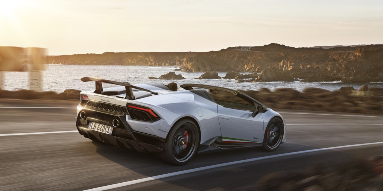 Performante Spyder
