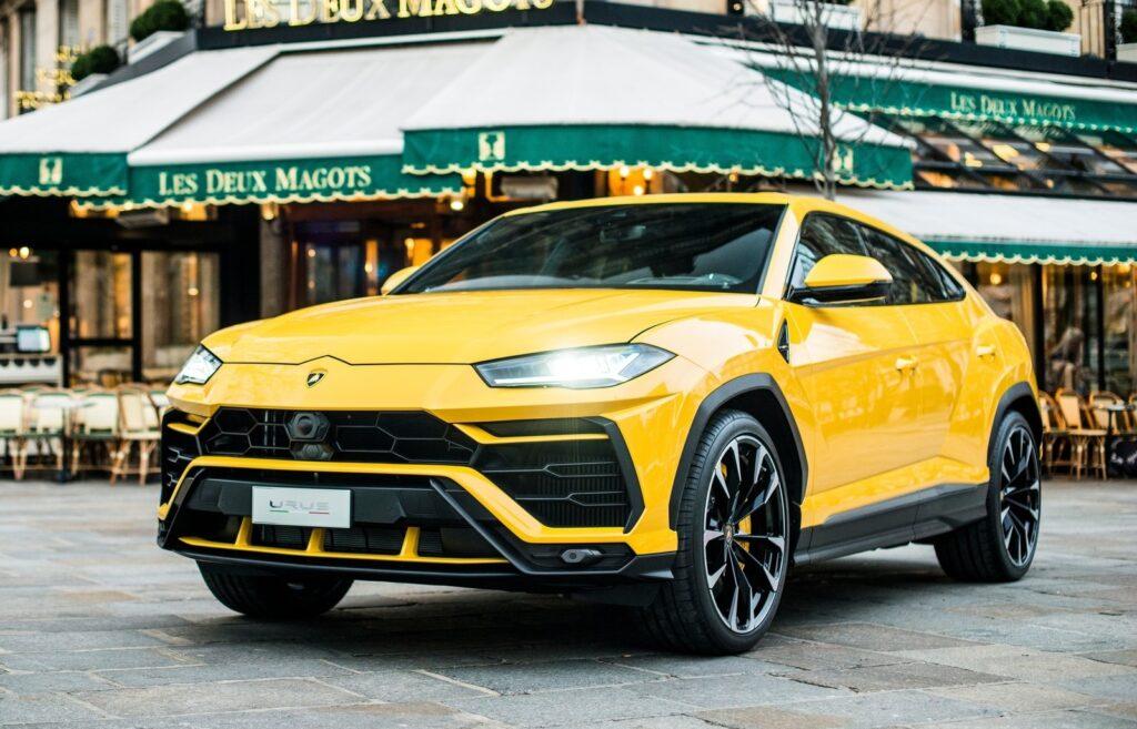 super-SUV Lamborghini Urus