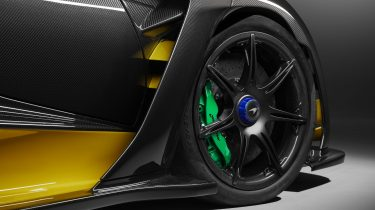 McLaren Senna Carbon Theme by MSO_03