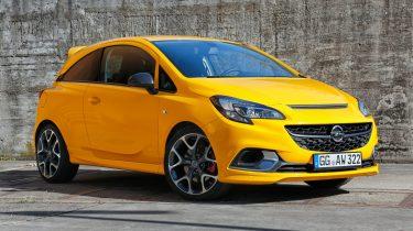 Turbo-Power for New Opel Corsa GSi