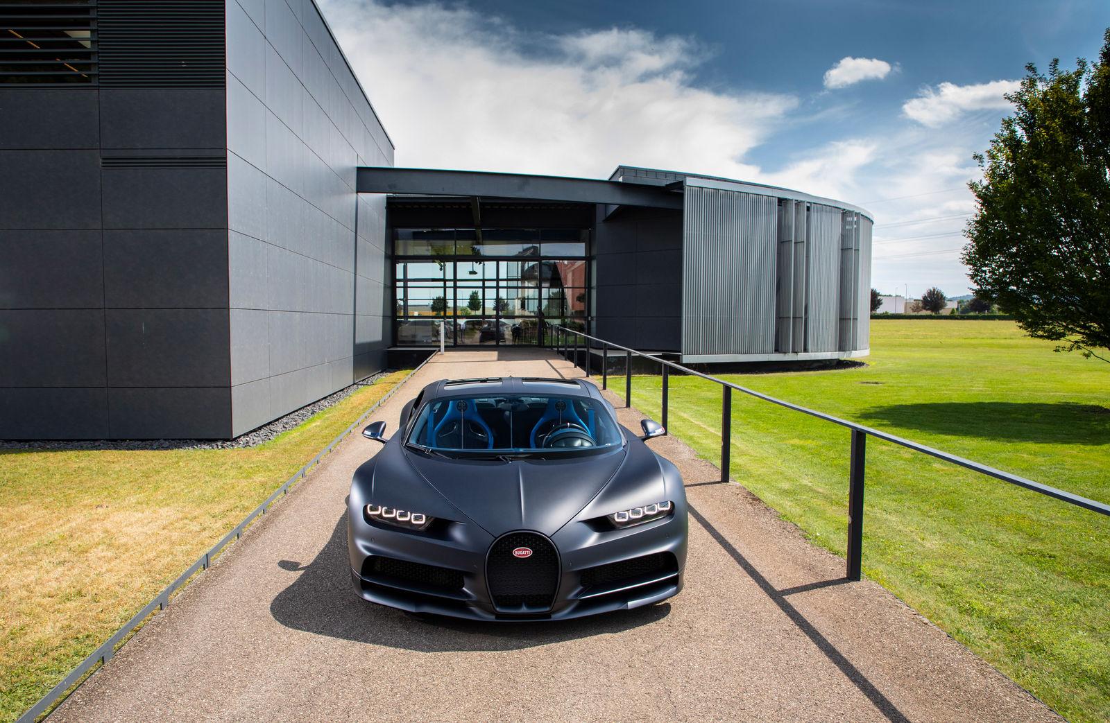 Bugatti Chiron #200