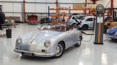 Porsche 356 EV