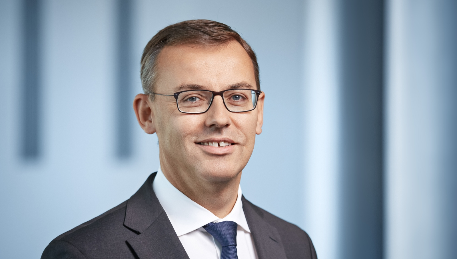 Alain Favey, Skoda Board Member voor Sales en Marketing