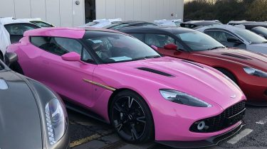 Aston pink