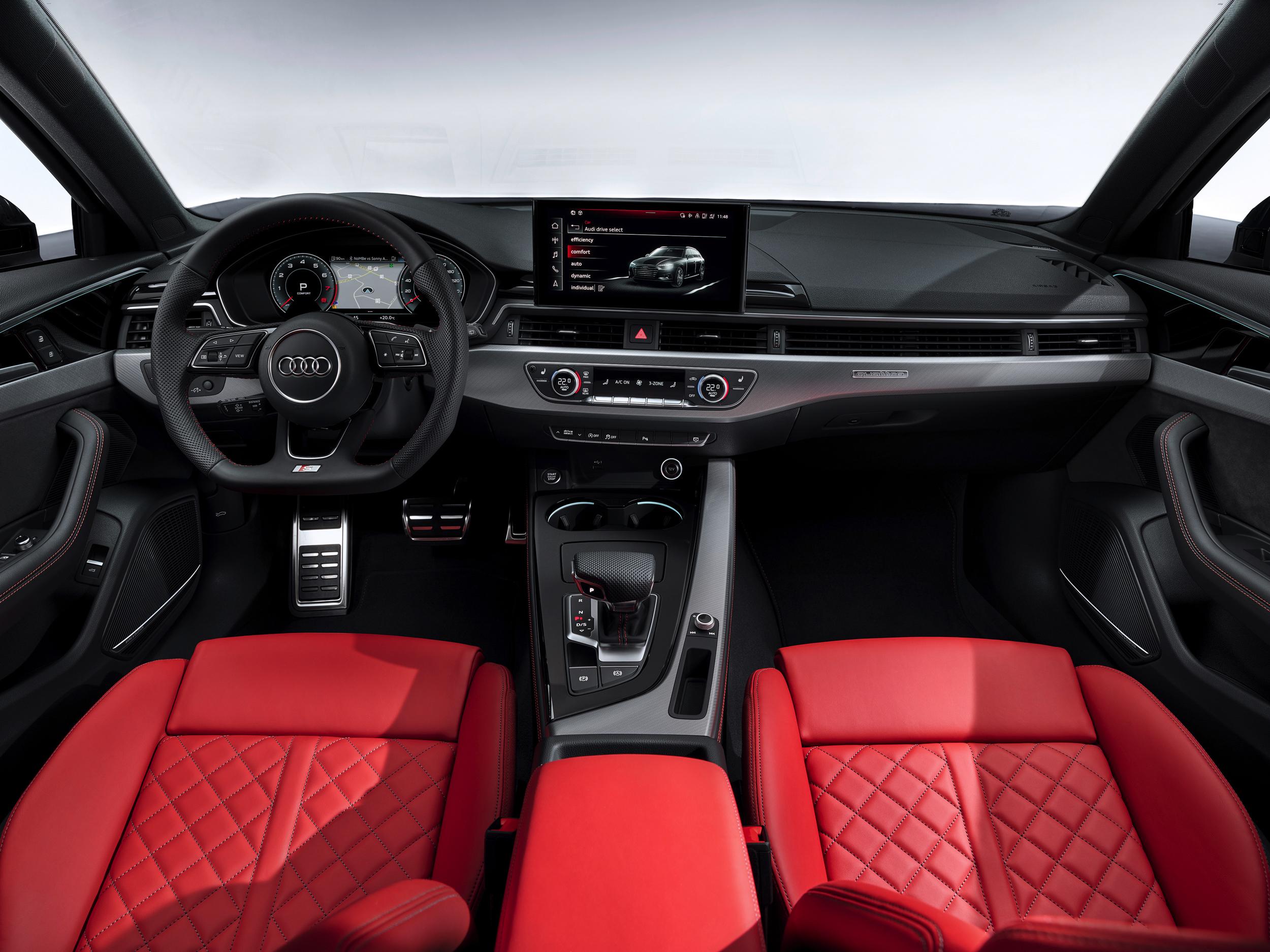 Audi A4 - Interieur