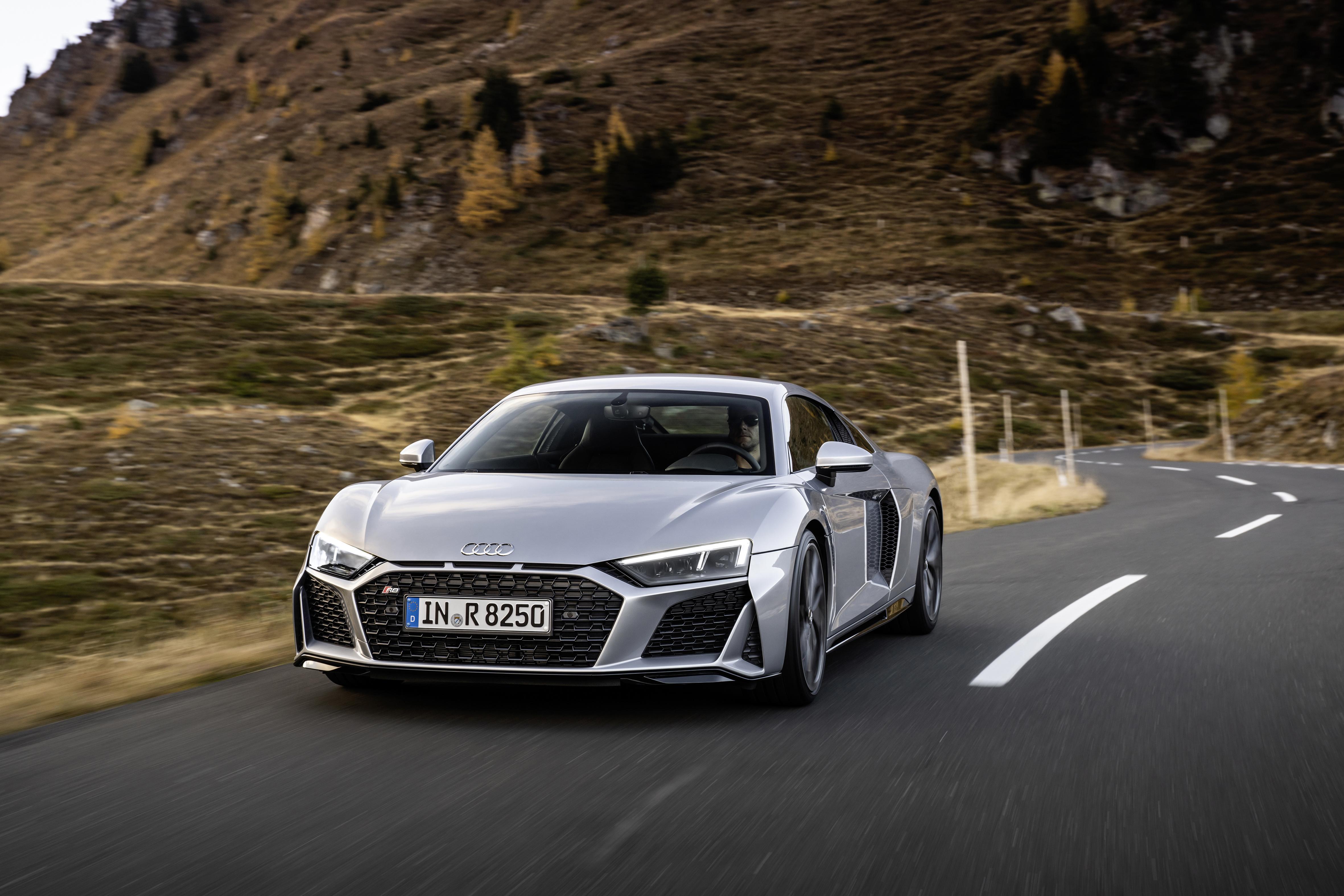 Audi R8 V10 Coupé RWD
